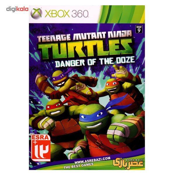 بازی Teenage Mutant Ninja Turtles مخصوص ایکس باکس 360 main 1 1