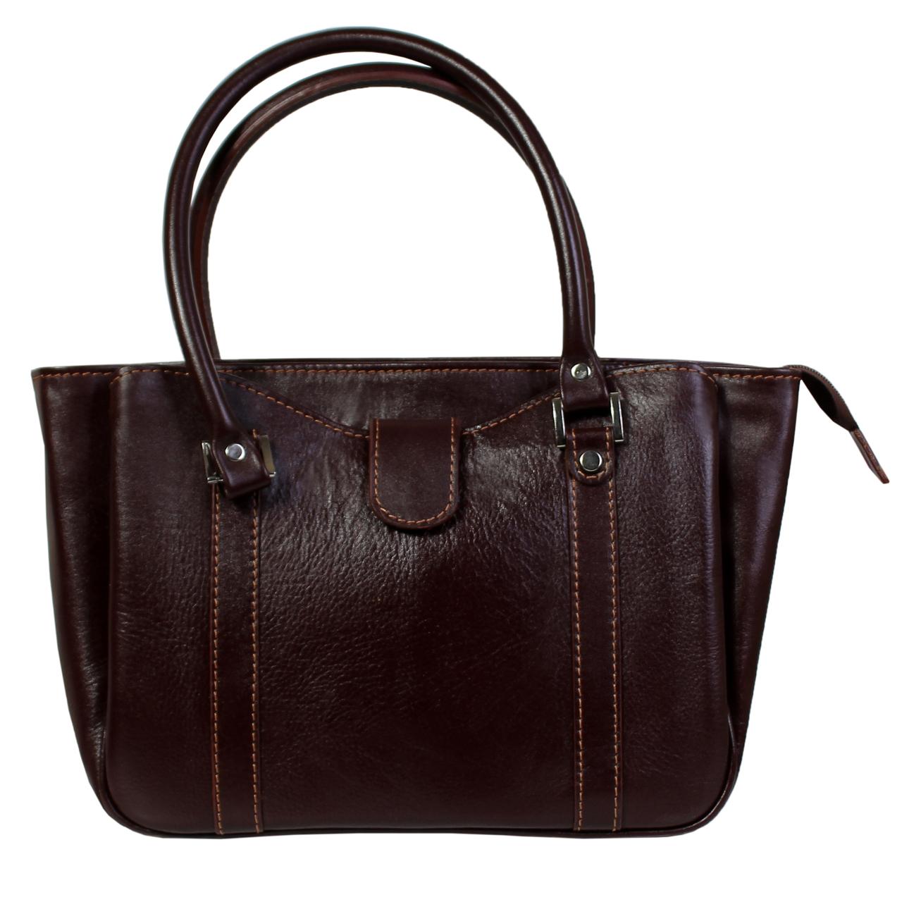 کیف دستی زنانه چرم زانکو مدل KD-546777