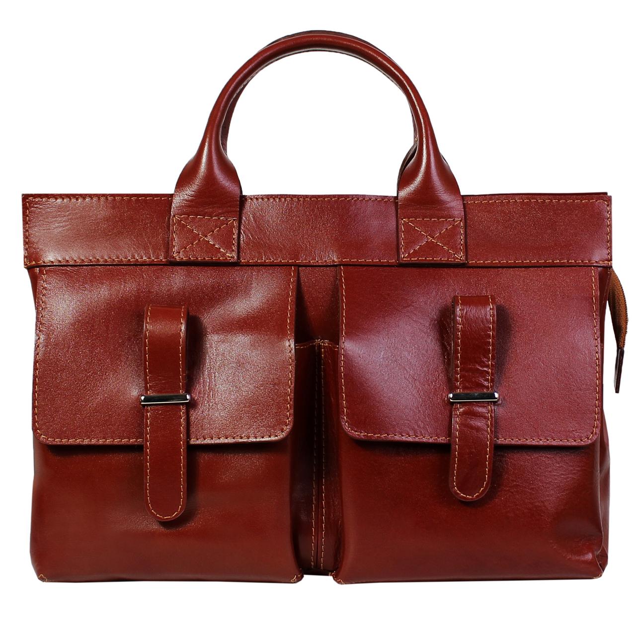 کیف دستی زنانه چرم زانکو مدل KD-778977