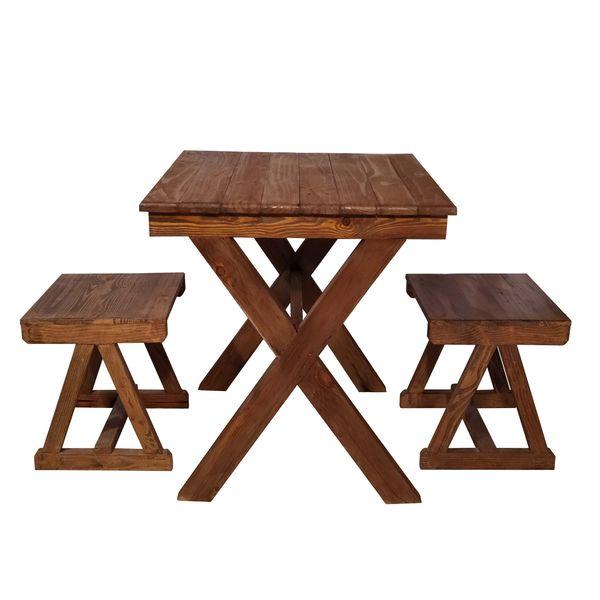 میز و صندلی ناهارخوری مدل M007