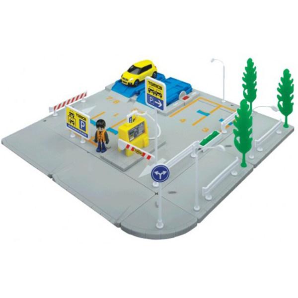 ساختنی تامی مدل Car Park