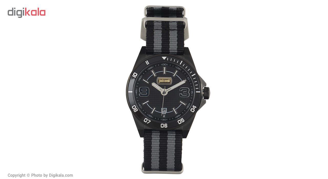 خرید ساعت مچی عقربه ای مردانه جاست کاوالی مدل JC1G014L0025