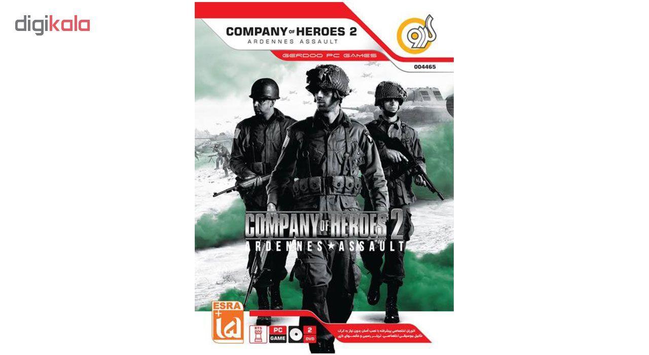 بازی Company Of Heroes 2 مخصوص کامپیوتر main 1 1