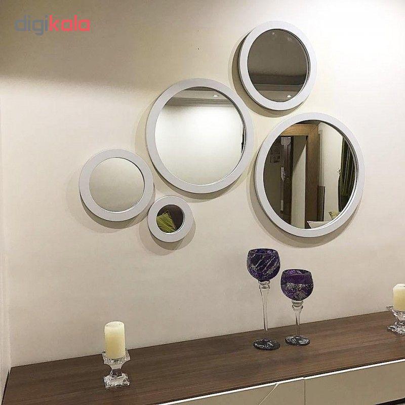 آینه دکوراتیو مدل 5Ci