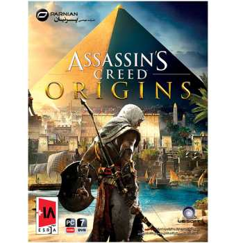 بازی کامپیوتری assassins creed origins مخصوص Pc