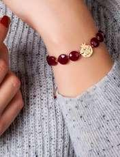 دستبند طلا 18 عیار زنانه ریسه گالری مدل Ri3-A1100-Gold -  - 6