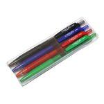 روان نویس کرند مدل GP1 بسته ۴ رنگ اصلی قطر نوشتاری 0.7 میلی متر thumb