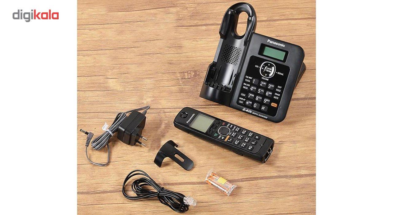 تلفن بی سیم پاناسونیک مدل KX-TG3811BX main 1 2