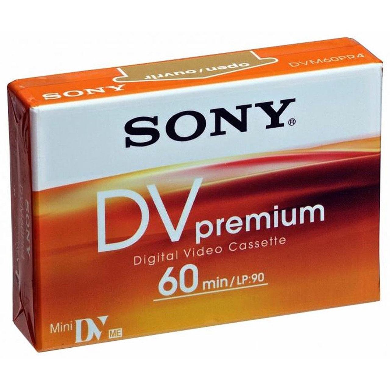 فیلم mini DV سونی مدل DV Premium