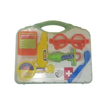 ست اسباب بازی تجهیزات پزشکی مدل 001