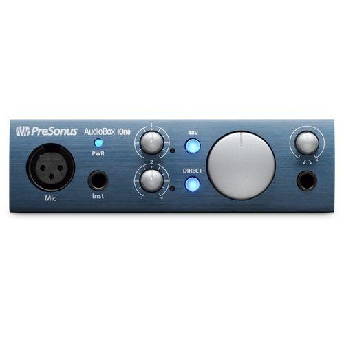 کارت صدای استودیو پری سونوس مدل AudioBox iOne