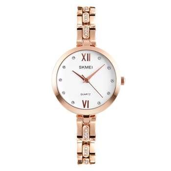 ساعت مچی عقربه ای زنانه اسکمی مدل 1225RG-NP