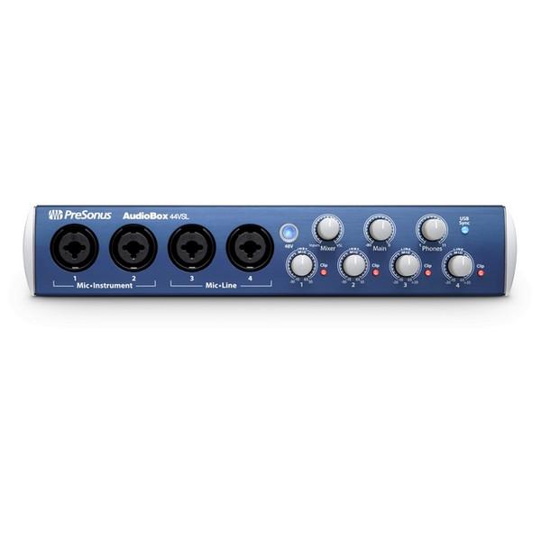 کارت صدای استودیو پری سونوس  مدل AudioBox 44VSL