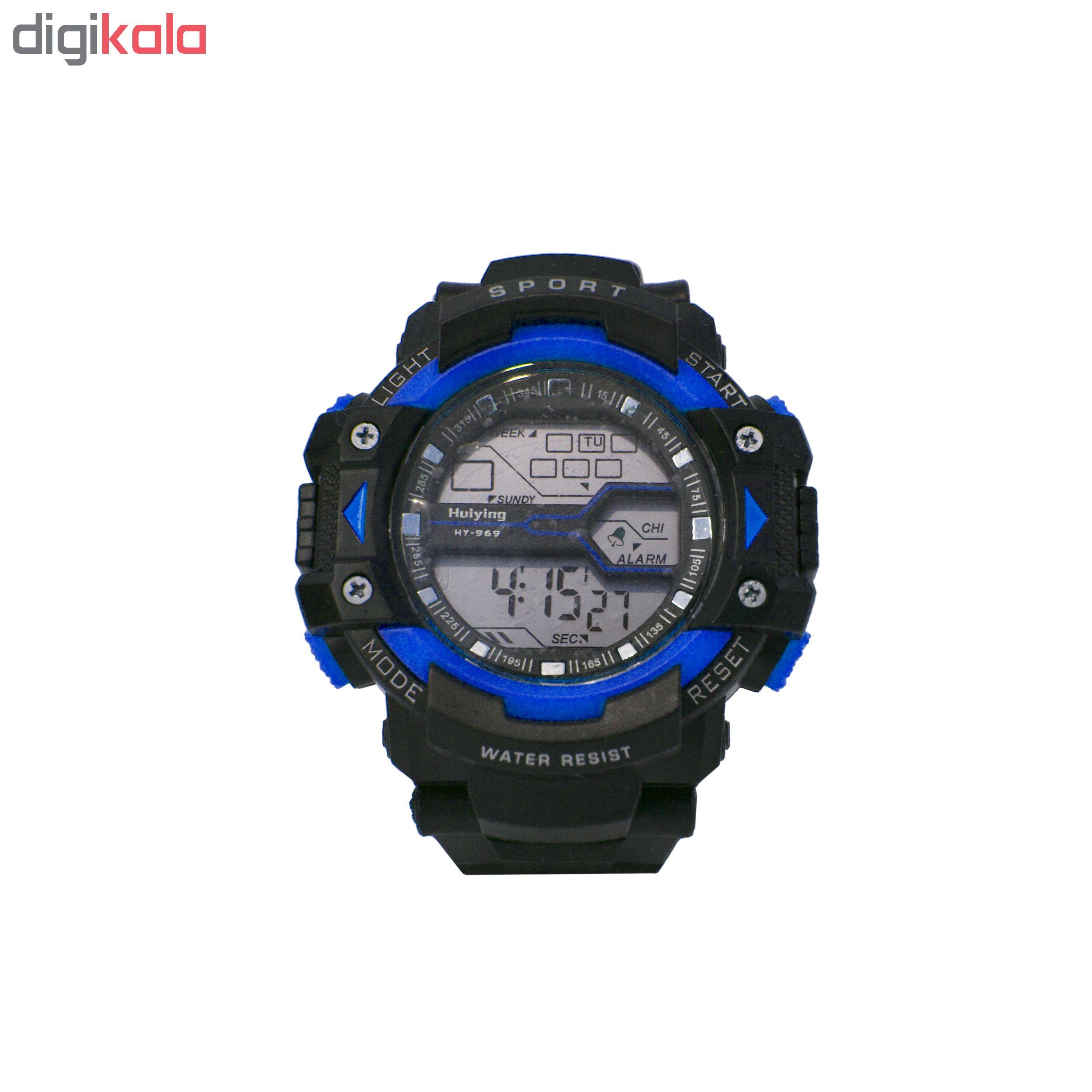 ساعت مچی دیجیتال اسپرت مدل مدل GSB17             قیمت
