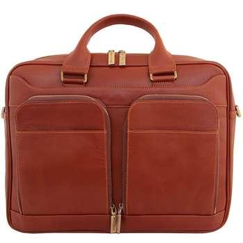 کیف اداری مردانه آدین چرم مدل DL56