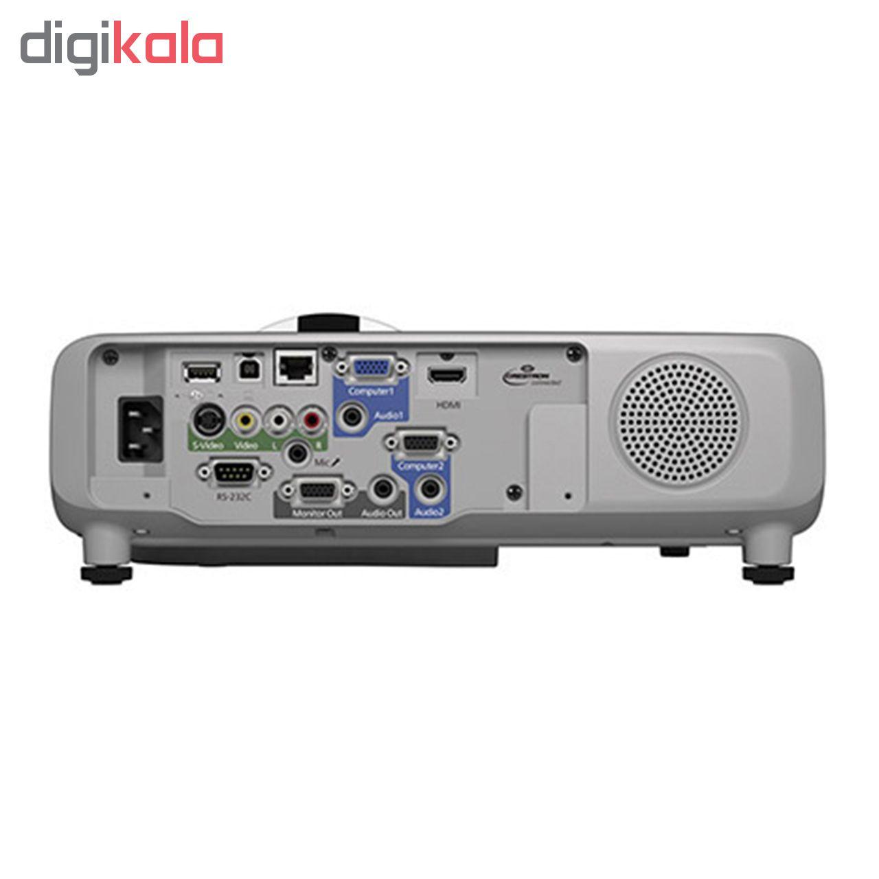 قیمت                      ویدئو پروژکتور اپسون مدل CB-535W