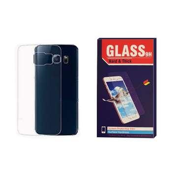 محافظ پشت گوشی تی پی یو hard and thick مدل f004 مناسب برای گوشی موبایل سامسونگ samsung galaxy s6 edge