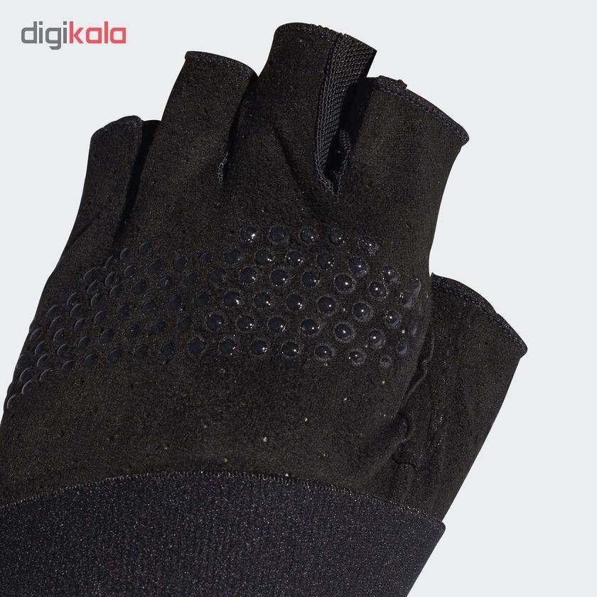 دستکش ورزشی زنانه آدیداس کد CF6140 main 1 1