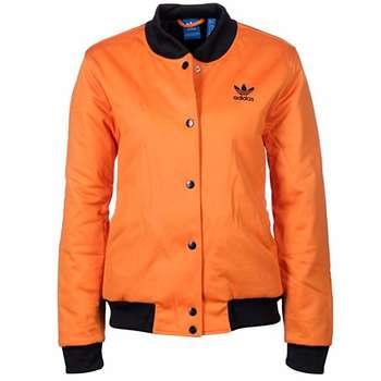 سویشرت ورزشی زنانه آدیداس مدل orange boomber کد CF1177 |
