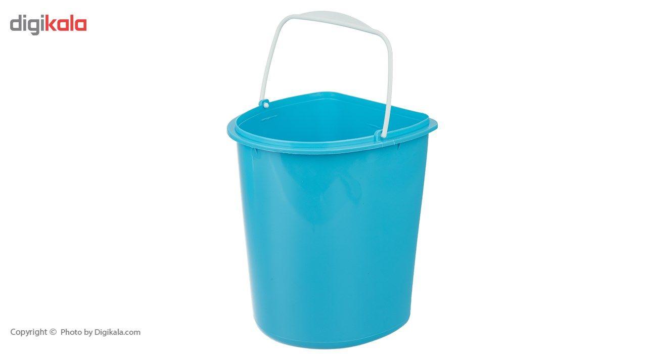 سطل پدالی مهسان مدل دلفین main 1 5
