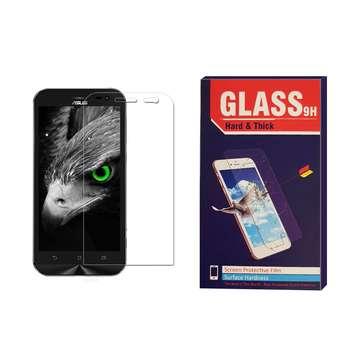محافظ صفحه نمایش شیشه ای Hard and Thick مدل n1 مناسب برای گوشی موبایل ASUS ZX551ML/ZENFONE ZOOM