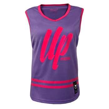 تاپ ورزشی زنانه ترِک ویر مدل Violet 002   Trec Wear Jersey Trec Girl 002 Violet