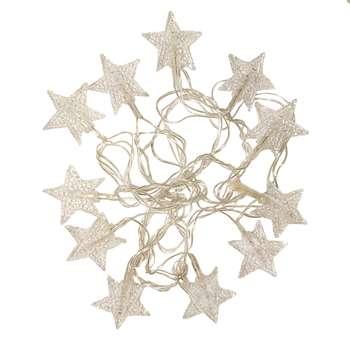 ریسه ال ای دی طرح کریسمس ستاره طول 5 متری