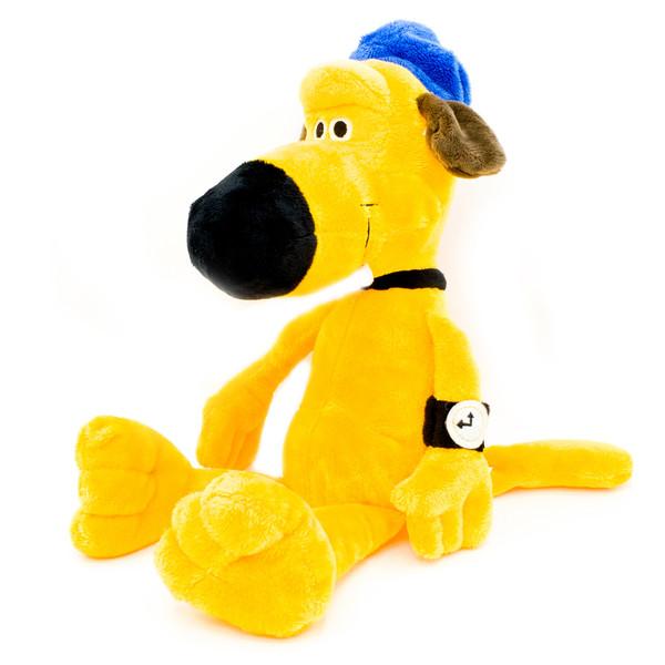عروسک  نیکی مدل سگ گله بره ناقلا ارتفاع 35 سانتی متر