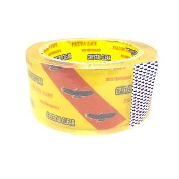 چسب نواری پهن کریستال کلیر عرض 5 ساتی متر مدل AGL0002