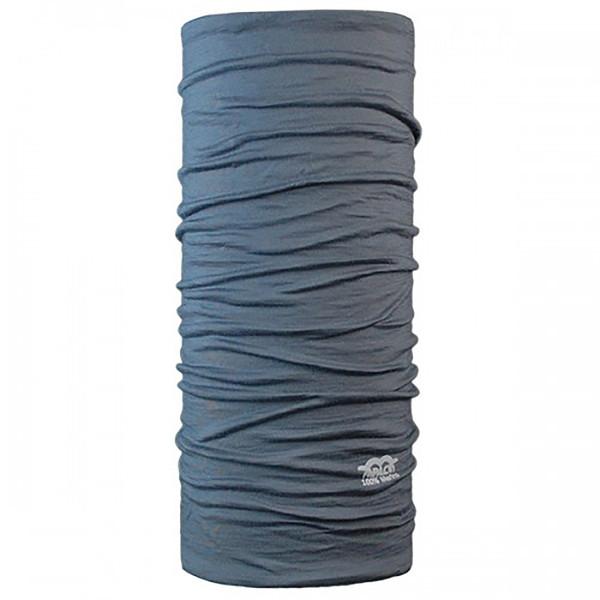 دستمال سر و گردن پک مدل Merino Wool Grey