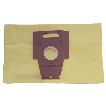 کیسه جاروبرقی مناسب جاروبرقی بوش کمپرسور 2200 _2500 بسته 5عددی