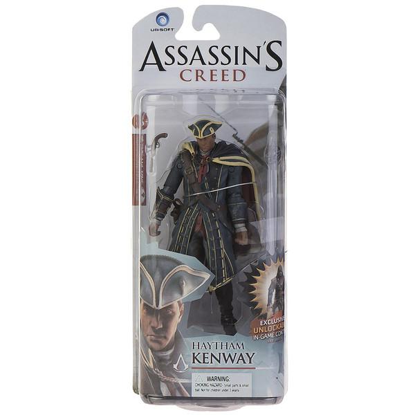 اکشن فیگور مک فارلین مدل Haytham Kenway Assassins Creed