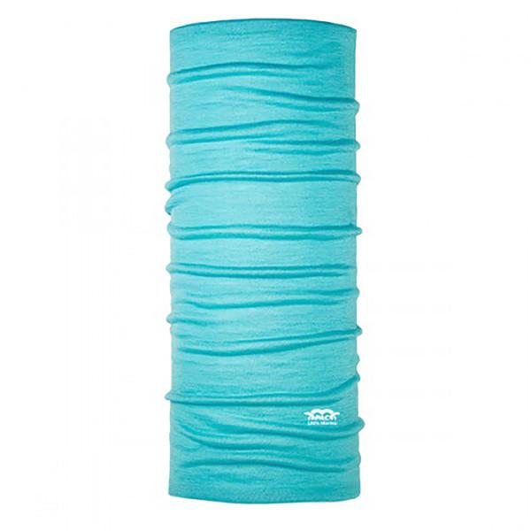 دستمال سر و گردن پک مدل Merino Wool Pale Blue