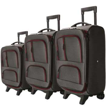 مجموعه سه عددی چمدان مدل AZ |