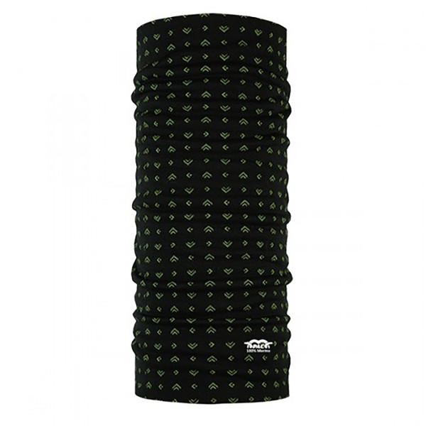 دستمال سر و گردن پک مدل Merino Wool Arrow Black