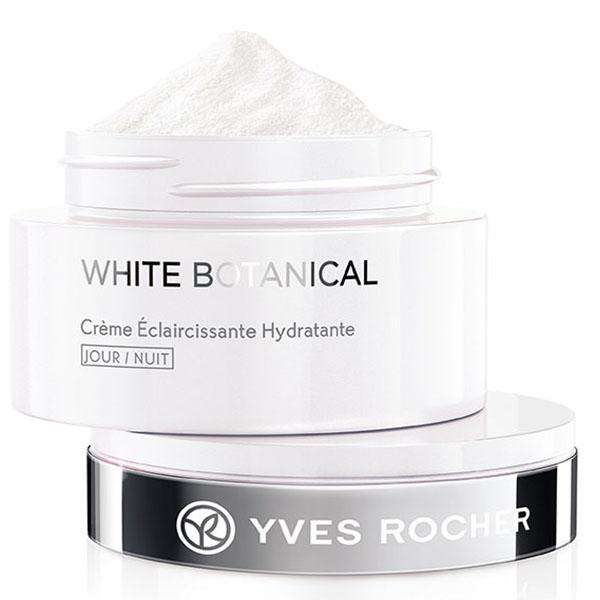 قیمت کرم مرطوب کننده ایوروشه مدل white botanical حجم 50 میلی لیتر