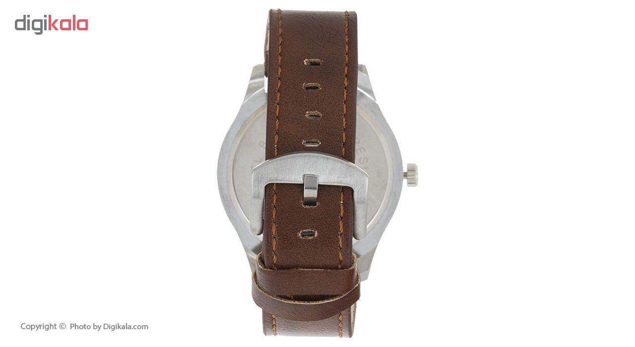 ساعت  شاف هاووسن مدل Iwc-light brown