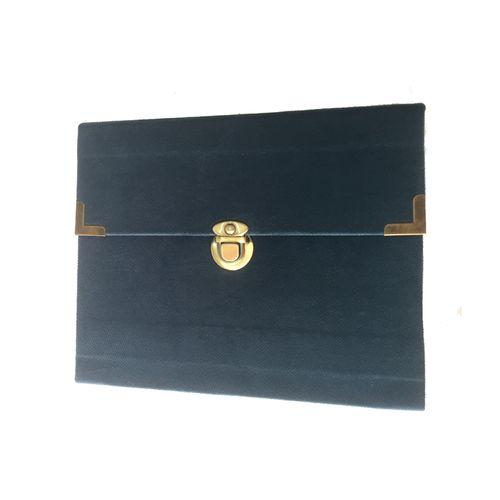 آلبوم عکس کلاسیک مدل قفلی کد1