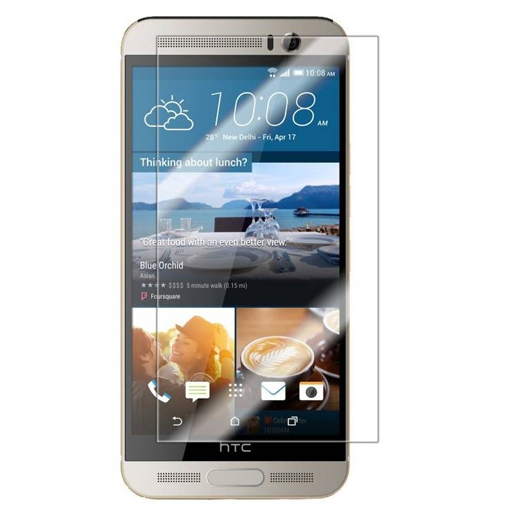 محافظ صفحه نمایش شیشه ای ریمکس مدل Temp24 مناسب برای گوشی موبایل اچ تی سی One M9 Plus              ( قیمت و خرید)