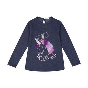 تی شرت دخترانه فیورلا مدل 30552-4