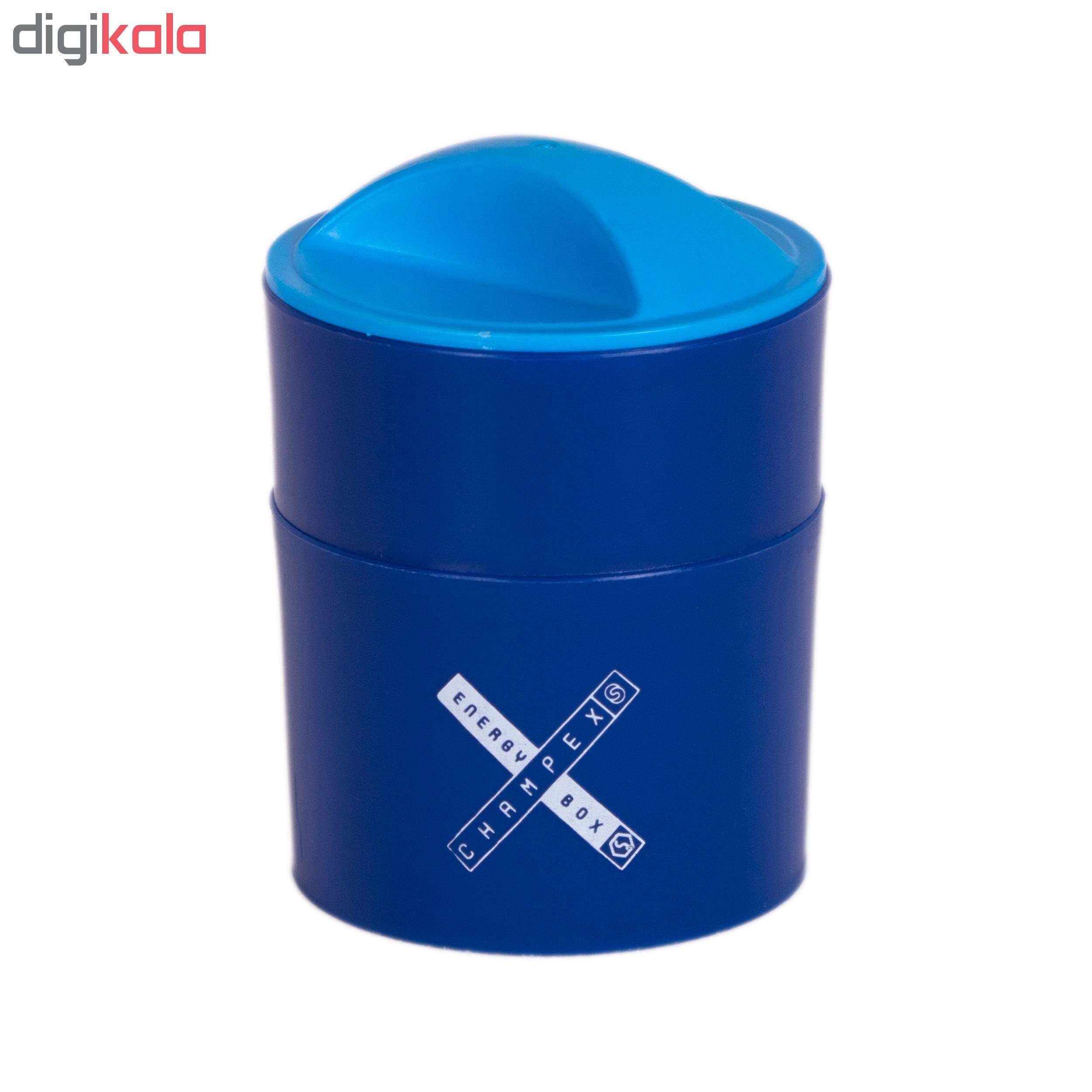 جعبه نگهدارنده دارو چمپکس مدل Energy Box main 1 2