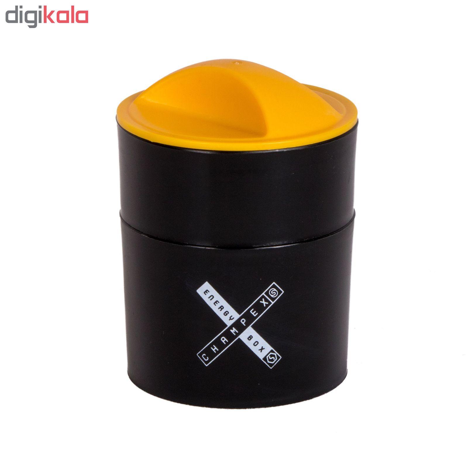 جعبه نگهدارنده دارو چمپکس مدل Energy Box main 1 3