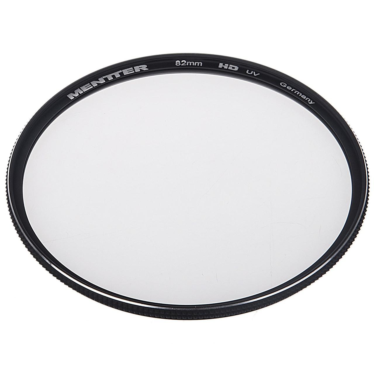 فیلتر لنز منتر مدل HD UV 82mm
