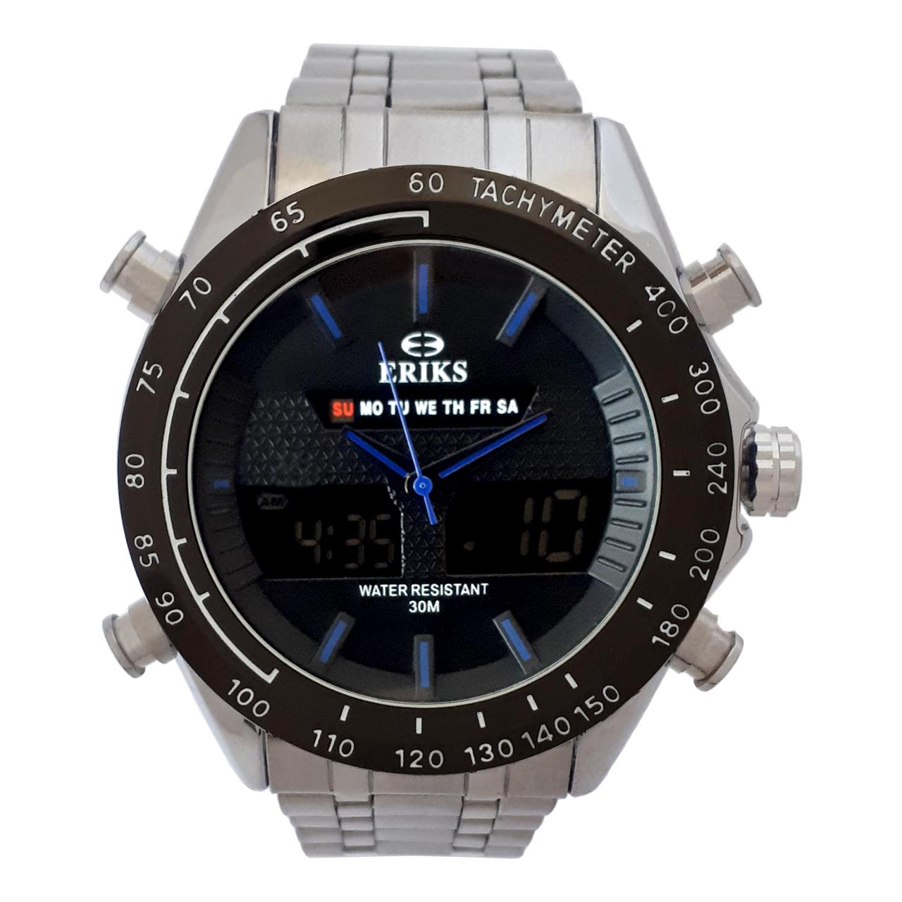 ساعت مچی دیجیتال مردانه اریکس مدل  910G