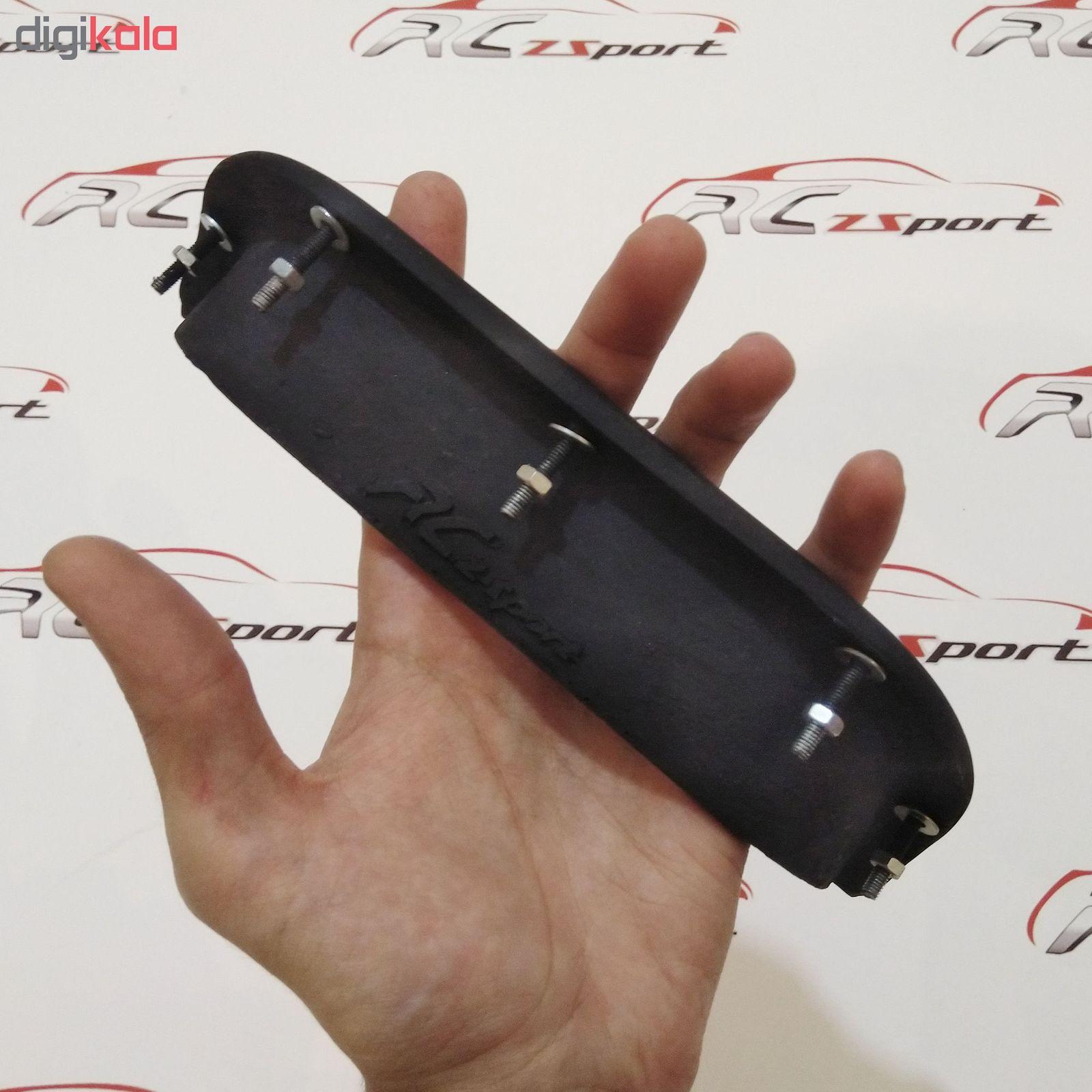 لیپ اگزوز دولول مدل RCzSport مناسب برای پژو 206 و پژو 207 main 1 4