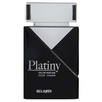ادو پرفیوم مردانه اسکلاره مدل Platiny حجم 100 میلی لیتر