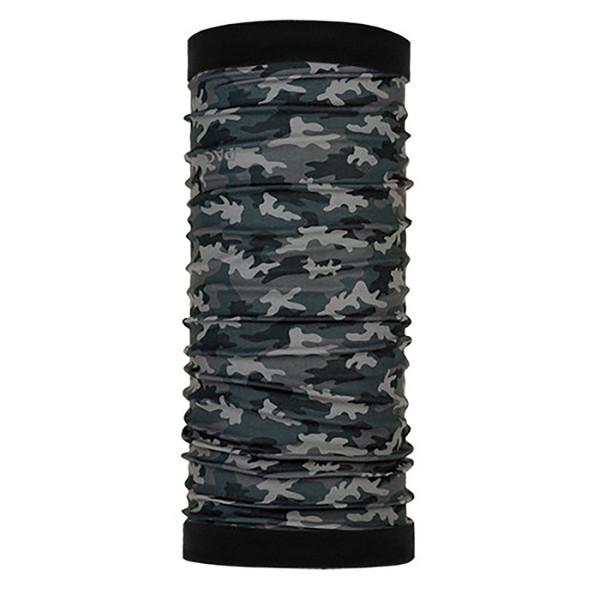 دستمال سر و گردن پک مدل Twisted Fleece Camo Ash