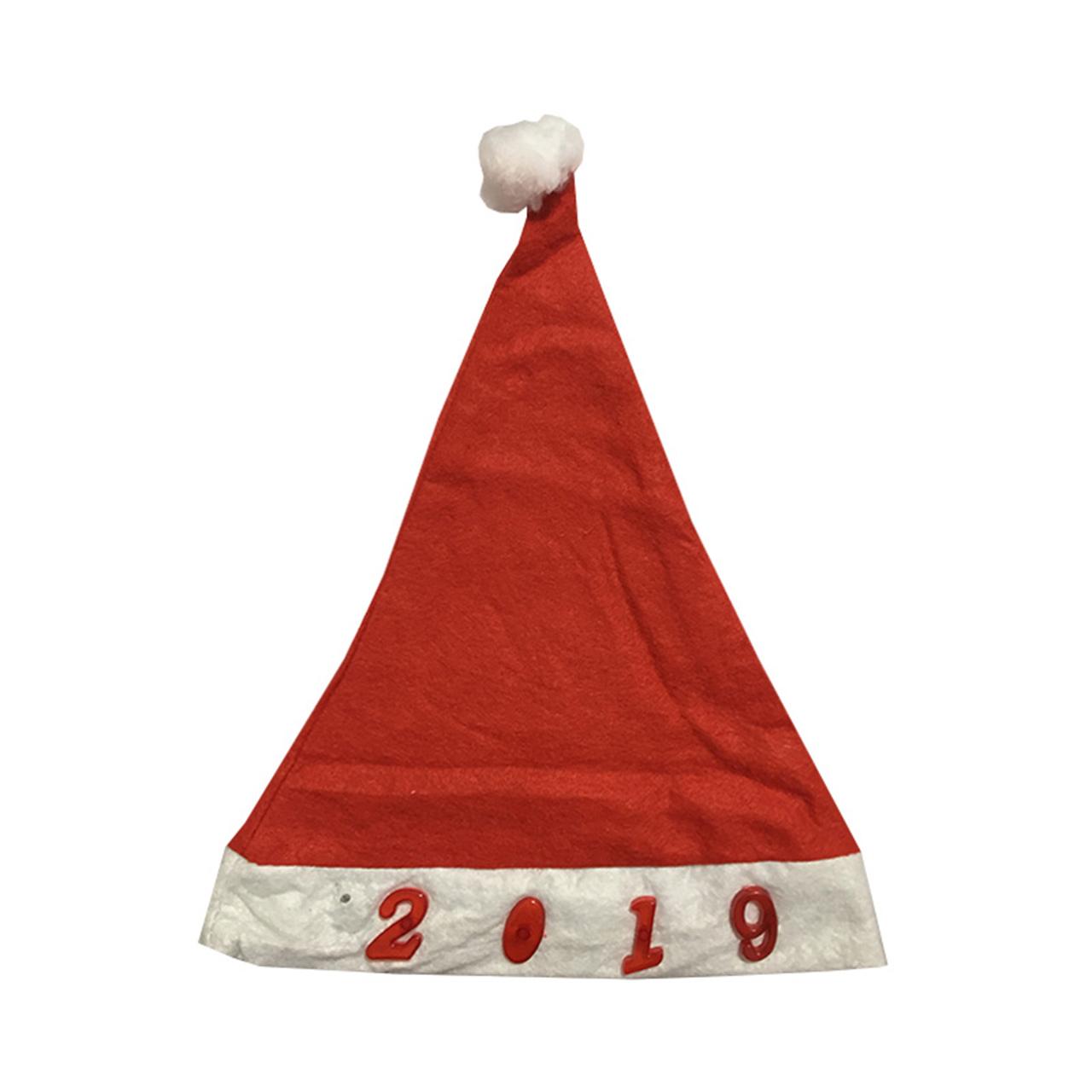 عکس کلاه سورتک طرح بابانوئل کریسمس ۲۰۱۹ مدل STCH102