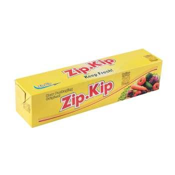 کیسه زیپ دار زیپ کیپ مدل تک زیپ بسته 20 عددی