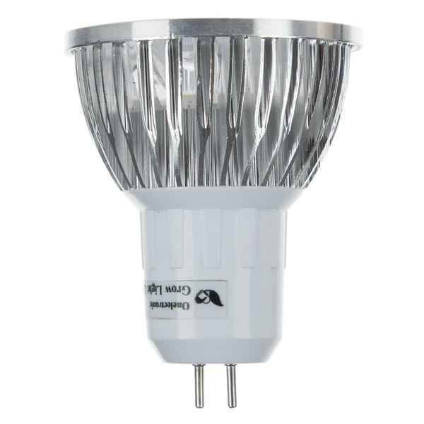 لامپ ال ای دی رشد گیاه 4 وات برند وان الکترونیک مدل F4 پایه GU5.3